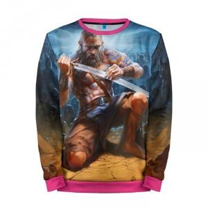 Buy Mens Sweatshirt 3D: Diablo Character Universe Merchandise collectibles