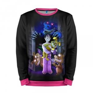 Buy Mens Sweatshirt 3D: Five Nights At Freddy's Apparel merchandise collectibles