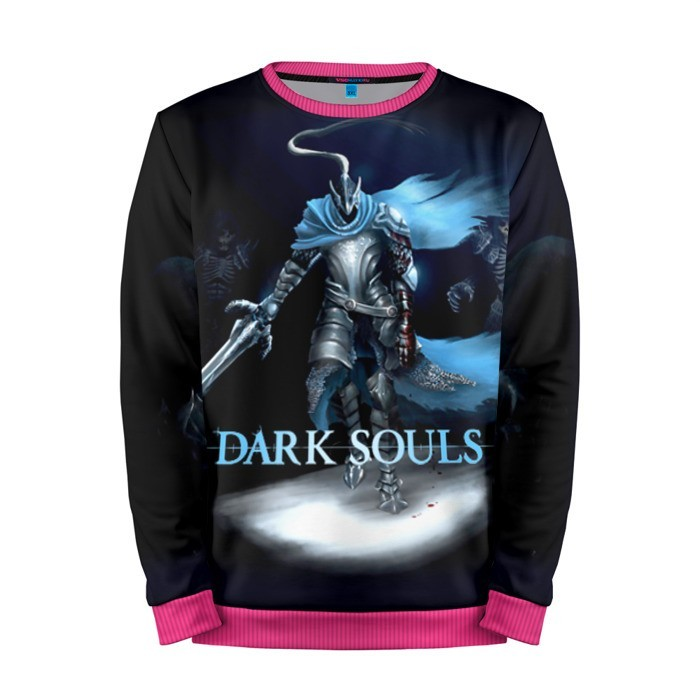 Buy Mens Sweatshirt 3D: Dark Souls 17 Art merch merchandise collectibles