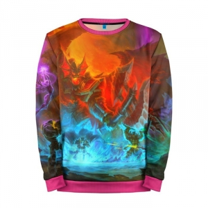 Buy Mens Sweatshirt 3D: Diablo 3 Apparel Clothes Merchandise collectibles