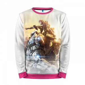 Buy Mens Sweatshirt 3D: Titanfall Collectibles merchandise collectibles