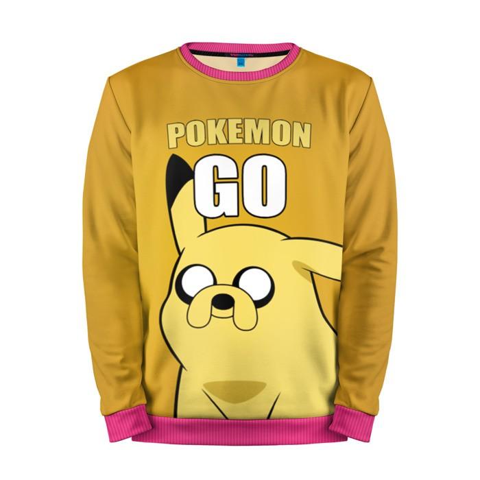 Buy Mens Sweatshirt 3D: Pokemon GO 6 Pokemon Go merchandise collectibles