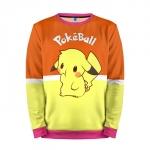 Collectibles Sweatshirt Cute Pikachu Pokemon Go