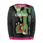 Collectibles Sweatshirt Cs Go Fire Serpent Counter Strike