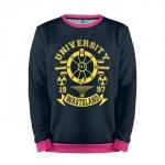 Merch Sweatshirt University Of Wasteland Fallout