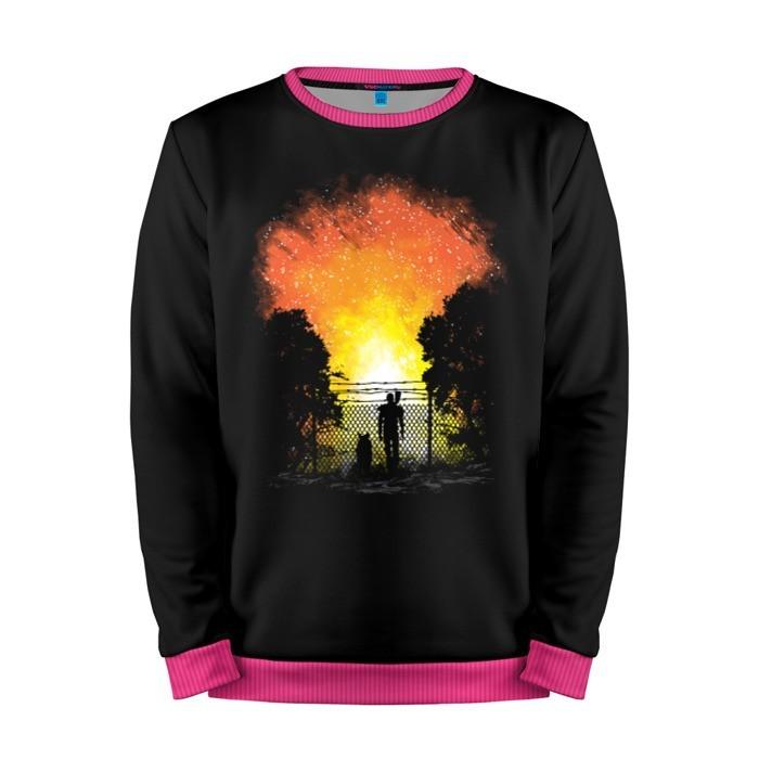 Buy Mens Sweatshirt 3D: Wasteland Apocalypse Fallout merchandise collectibles