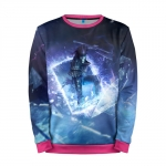 Merch Sweatshirt Witcher Art Game Jumper