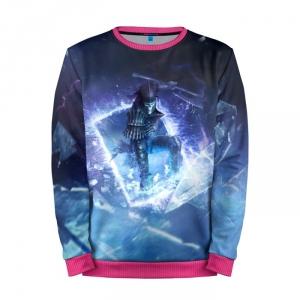 Buy Mens Sweatshirt 3D: The Witcher Art Game jumper merchandise collectibles