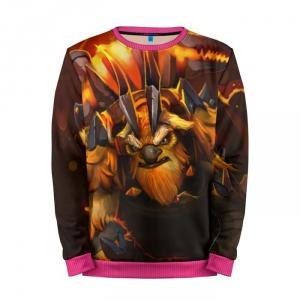 Buy Mens Sweatshirt 3D: earthshaker Dota 2 jacket merchandise collectibles