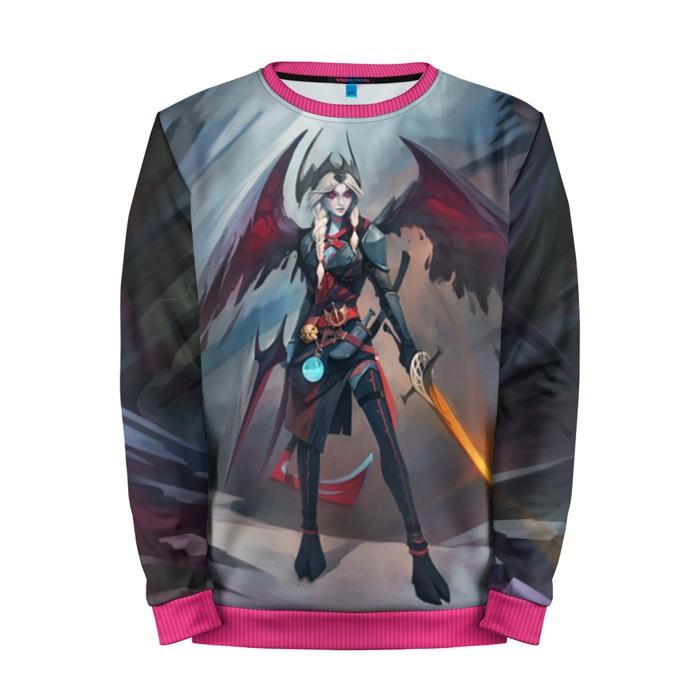 Buy Mens Sweatshirt 3D: queen of pain Dota 2 jacket merchandise collectibles