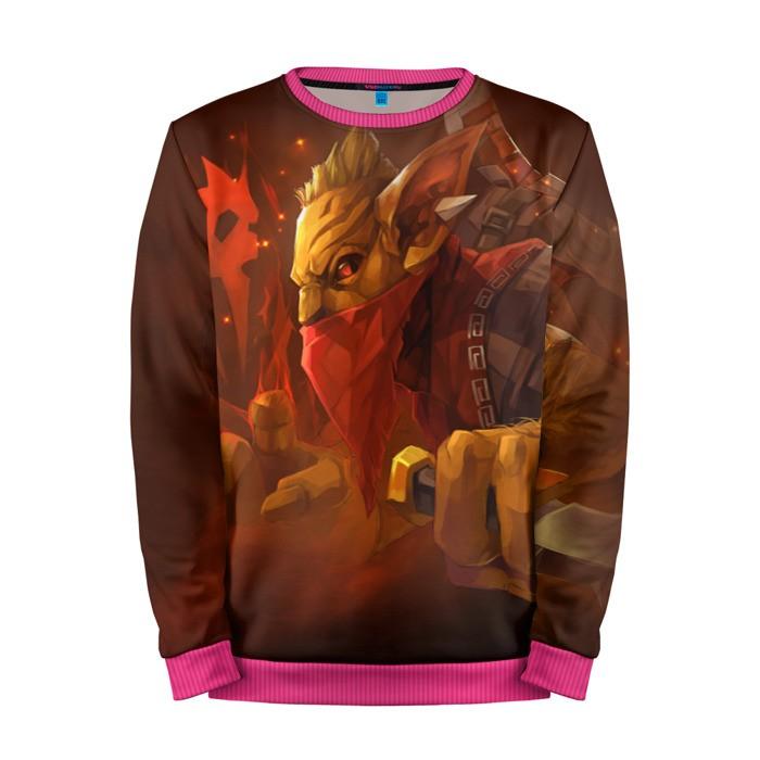 Buy Mens Sweatshirt 3D: Gondar The Bounty Hunter Dota 2 jacket merchandise collectibles