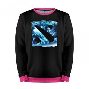 Buy Mens Sweatshirt 3D: Logotype Dota 2 jacket merchandise collectibles