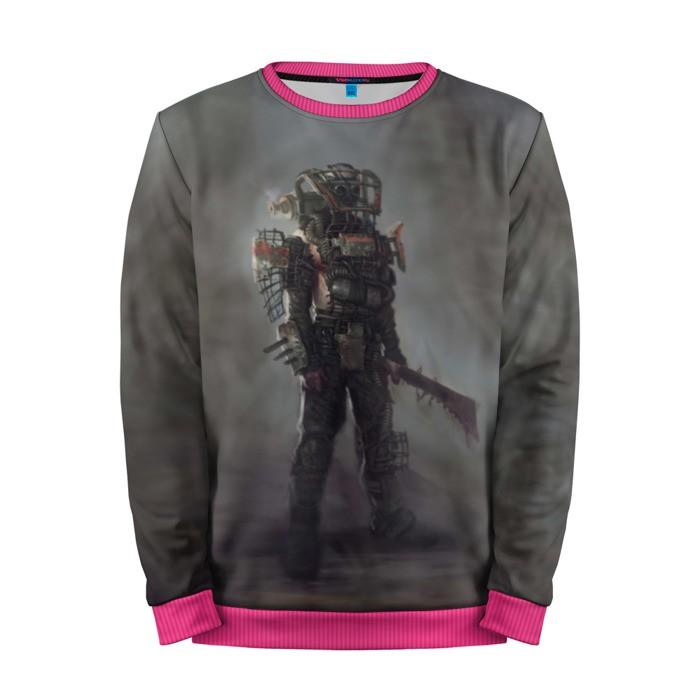 Buy Mens Sweatshirt 3D: Black Fallout Merchandise merchandise collectibles