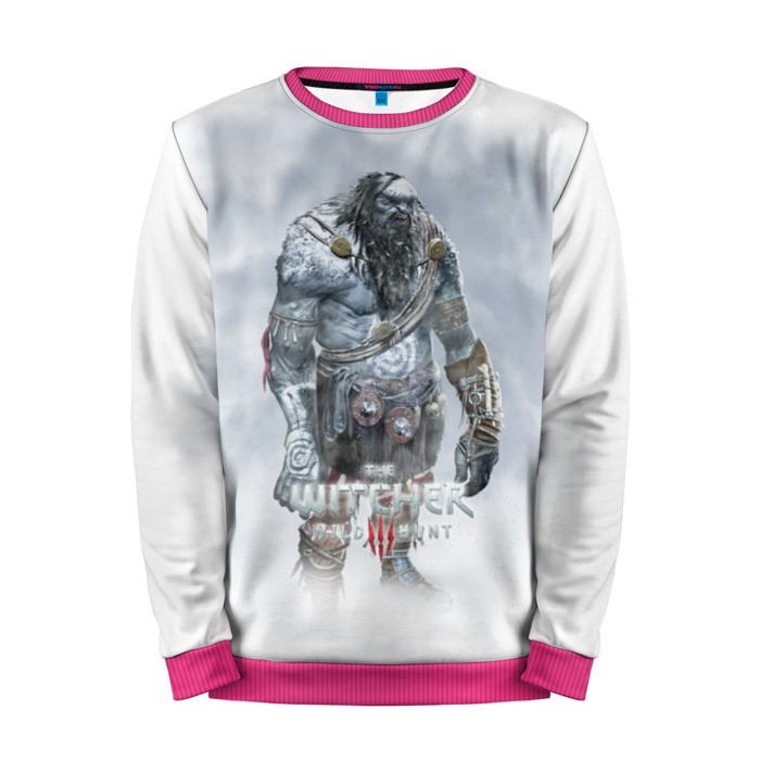 Buy Mens Sweatshirt 3D: The Witcher Game character merchandise collectibles