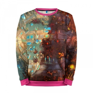 Buy Mens Sweatshirt 3D: HotS 5 Heroes of the storm merchandise collectibles