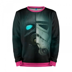 Buy Mens Sweatshirt 3D: Half Wars Half Life Star Wars Crossover merchandise collectibles