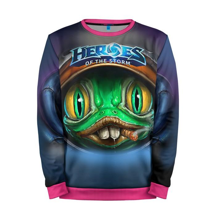 Buy Mens Sweatshirt 3D: Murky Heroes of the storm Merchandise collectibles
