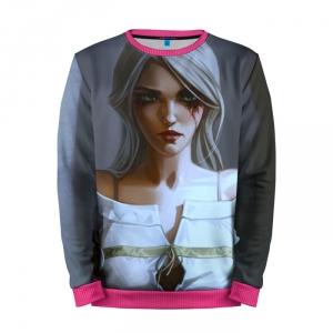 Buy Mens Sweatshirt 3D: Ciri Merchandise The Witcher merchandise collectibles