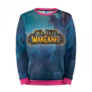 Buy Mens Sweatshirt 3D: WoW World of Warcraft Merchandise collectibles