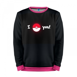 Buy Mens Sweatshirt 3D: I'll catch you! Pokemon Go merchandise collectibles