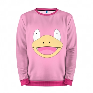 Buy Mens Sweatshirt 3D: Slowpoke Pokemon Go merchandise collectibles