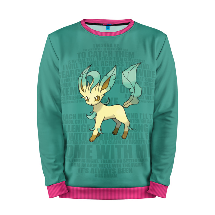 Buy Mens Sweatshirt 3D: Pokemon Go merchandise collectibles