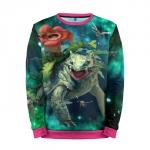Merch Sweatshirt Pokemon Go Bulbasaur