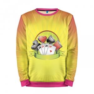 Merchandise Sweatshirt Four Aces Ace 2 Poker