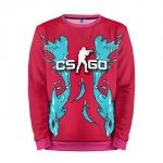 Merchandise Sweatshirt Water Spirit Counter Strike