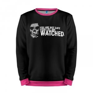 Buy Mens Sweatshirt 3D: Watch Dogs 2 Gear merchandise collectibles