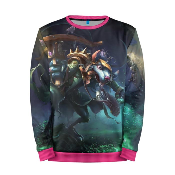 Buy Mens Sweatshirt 3D: Twitch League Of Legends merchandise collectibles