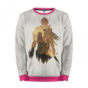 Buy Mens Sweatshirt 3D: Dark Souls art merchandise collectibles