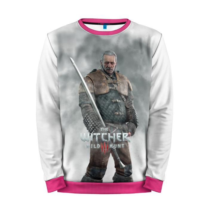 Buy Mens Sweatshirt 3D: The Witcher Merchandise merchandise collectibles