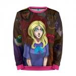 Merchandise Sweatshirt Black Neighborhood Dota 2
