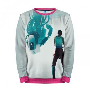 Buy Mens Sweatshirt 3D: Portal Half Life Art merchandise collectibles
