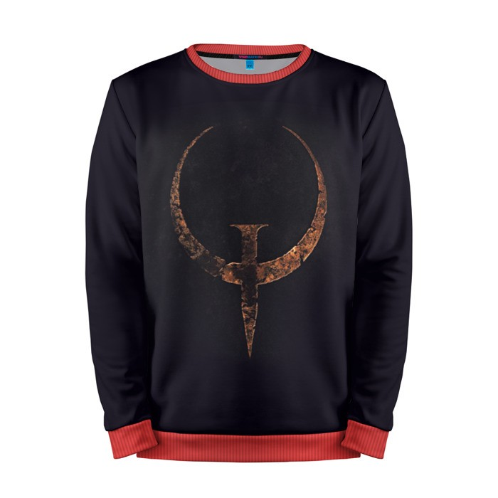 Buy Mens Sweatshirt 3D: Quake champions play merchandise collectibles