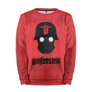 Buy Mens Sweatshirt 3D: Wolfenstein Soldier Merchandise merchandise collectibles