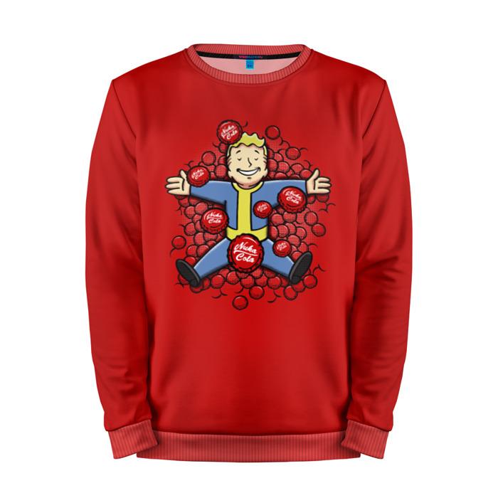 Buy Mens Sweatshirt 3D: Nuka Cola Paradise Fallout merchandise collectibles