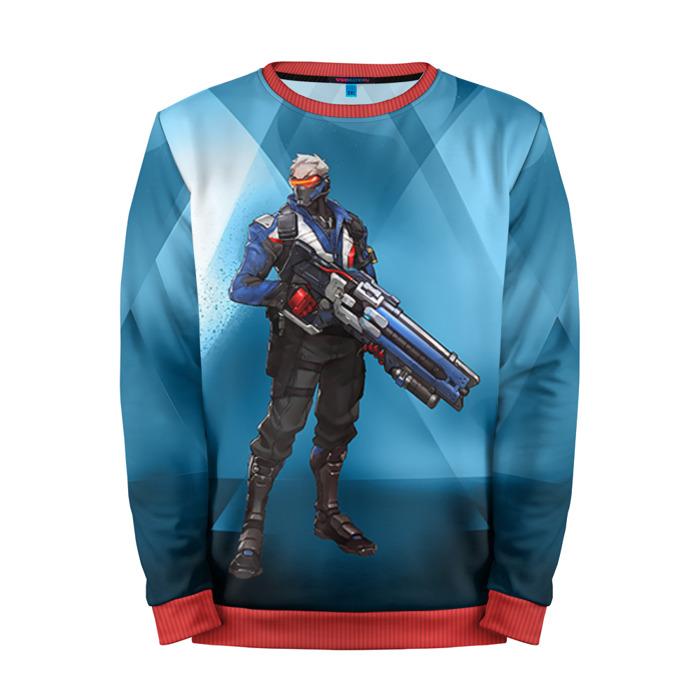 Merch Soldier 76 Sweatshirt Overwatch