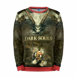 Buy Mens Sweatshirt 3D: Dark Souls 12 clothing merchandise collectibles