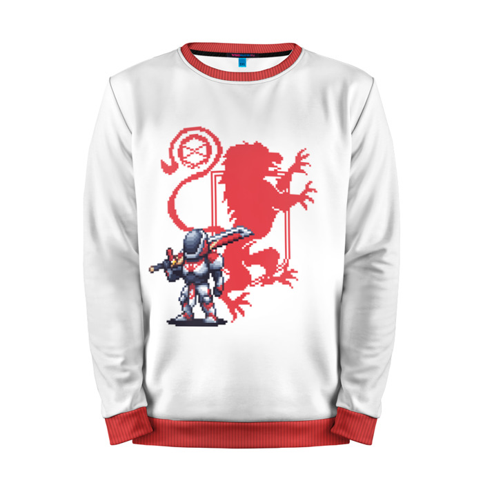 Buy Mens Sweatshirt 3D: Red Destiny Merchandise collectibles