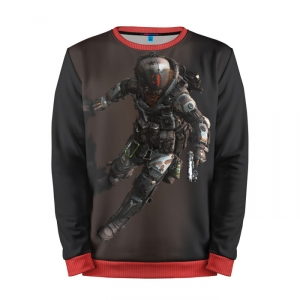 Buy Mens Sweatshirt 3D: Titanfall Gear merchandise collectibles