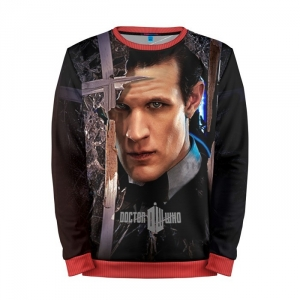 Buy Mens Sweatshirt 3D: Doctor Who Matt Smith Apparel 11th Doctor Merchandise collectibles