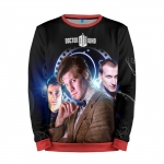 Collectibles Sweatshirt Doctor Who 9Th 10Th 11Th Doctors