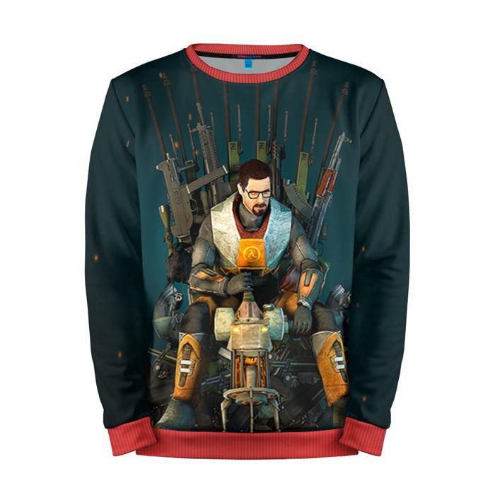 Merchandise Sweatshirt Throne Of The Game Half-Life