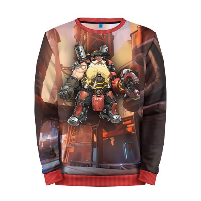 Buy Mens Sweatshirt 3D: Overwatch Sweater merchandise collectibles