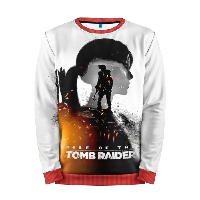 Buy Mens Sweatshirt 3D: Rise of the Tomb raider Lara Croft 1 merchandise collectibles