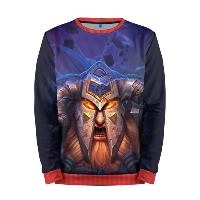 Buy Mens Sweatshirt 3D: Muradin Bronzebeard Warcraft Merchandise collectibles
