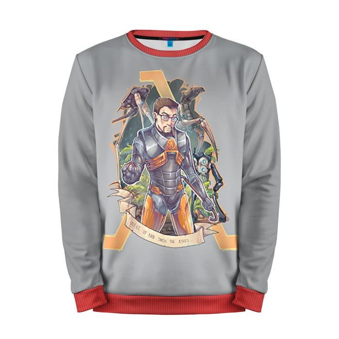 Buy Mens Sweatshirt 3D: Half Life Gaming Merchandise merchandise collectibles