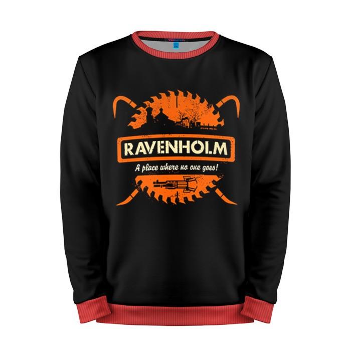 Buy Mens Sweatshirt 3D: Ravenholm Half Life merchandise collectibles